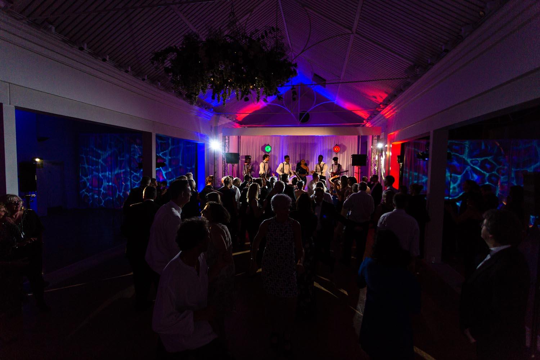 Holkham Hall Band Lighting