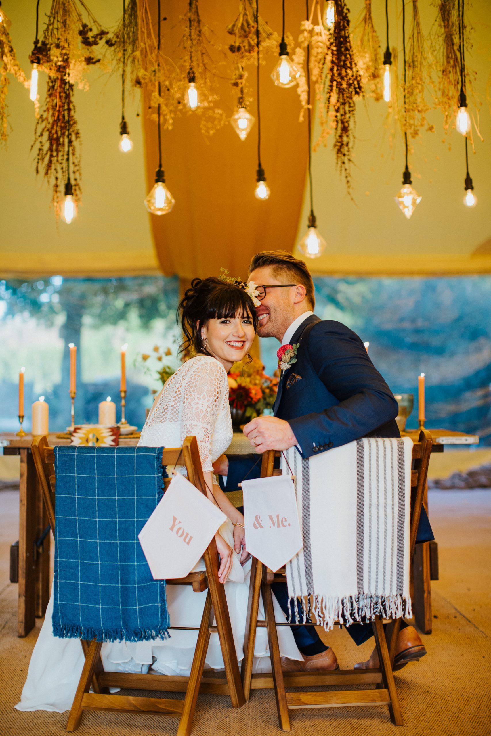 Lodge Farm Wedding Festoon