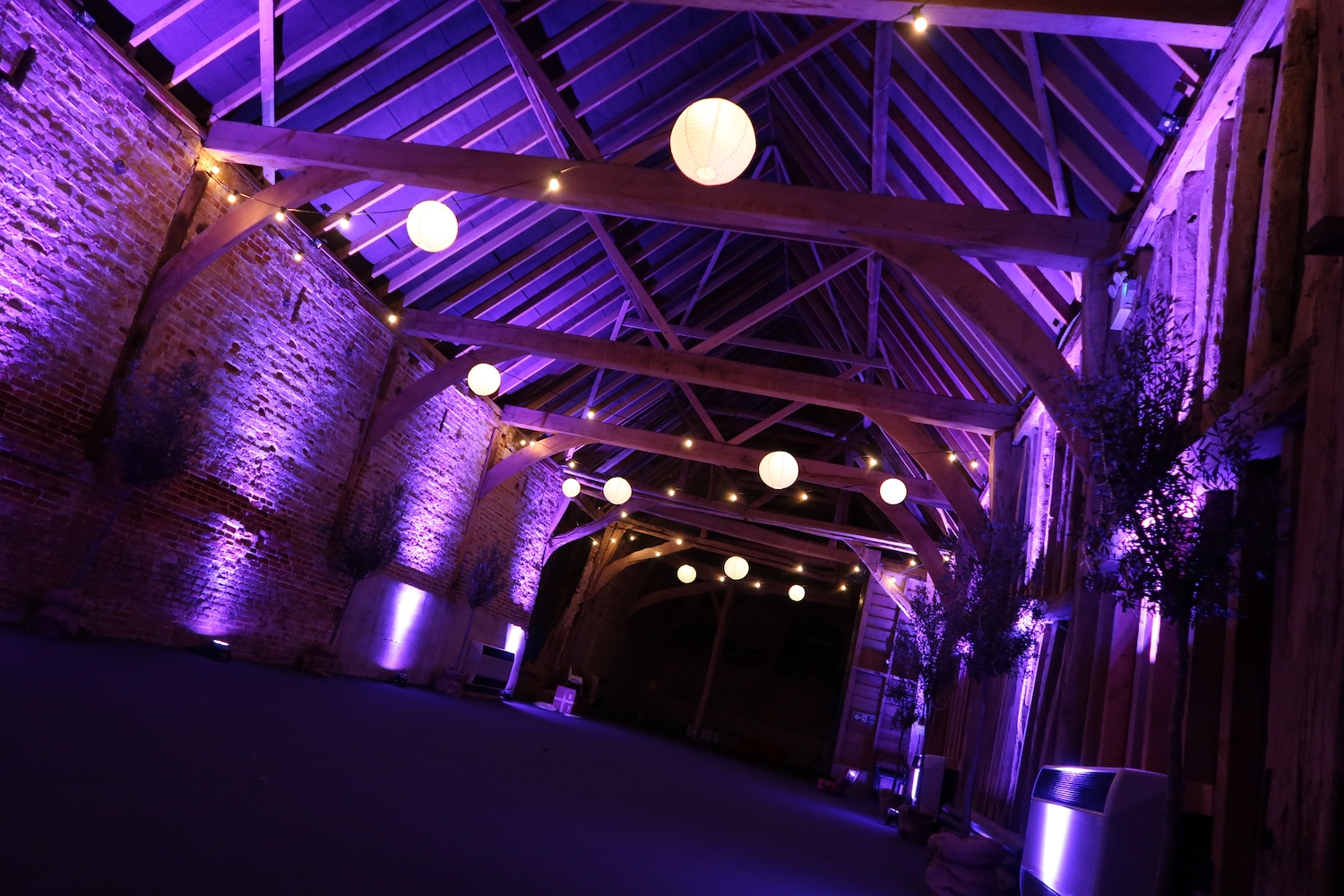 Festoon Hire Cambridge & London