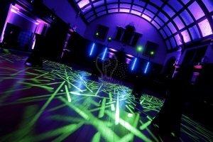 Dancefloor Lighting Event Production London
