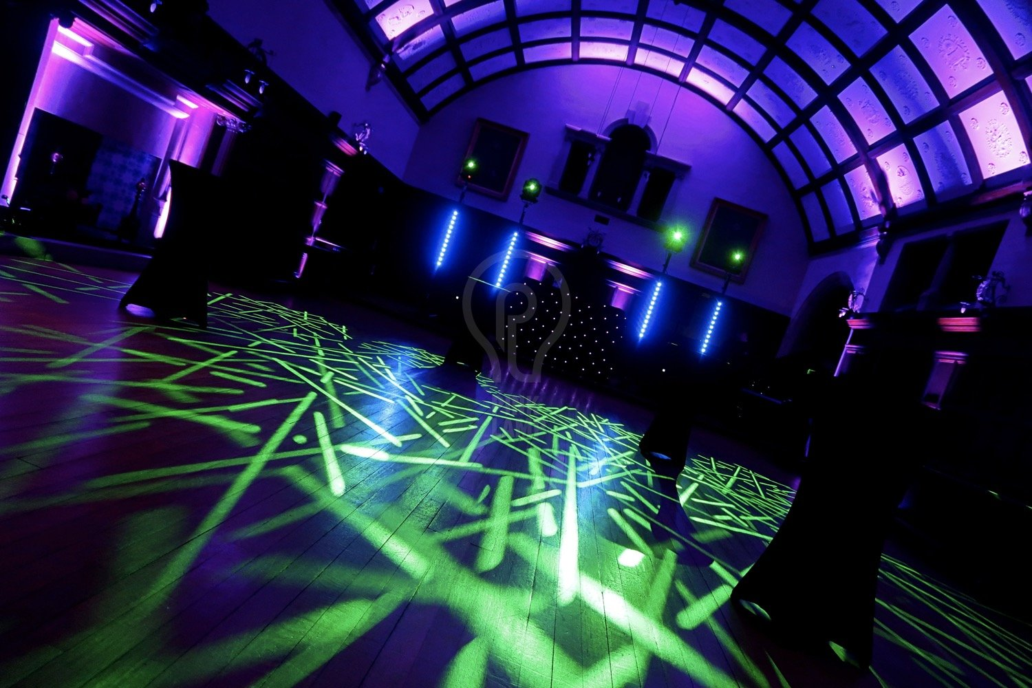 Dancefloor Lighting Event Production London
